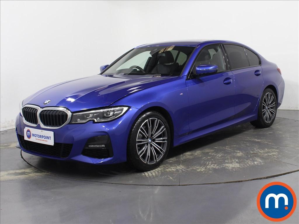 BMW 3 Series M Sport - Stock Number 1099090 Passenger side front corner
