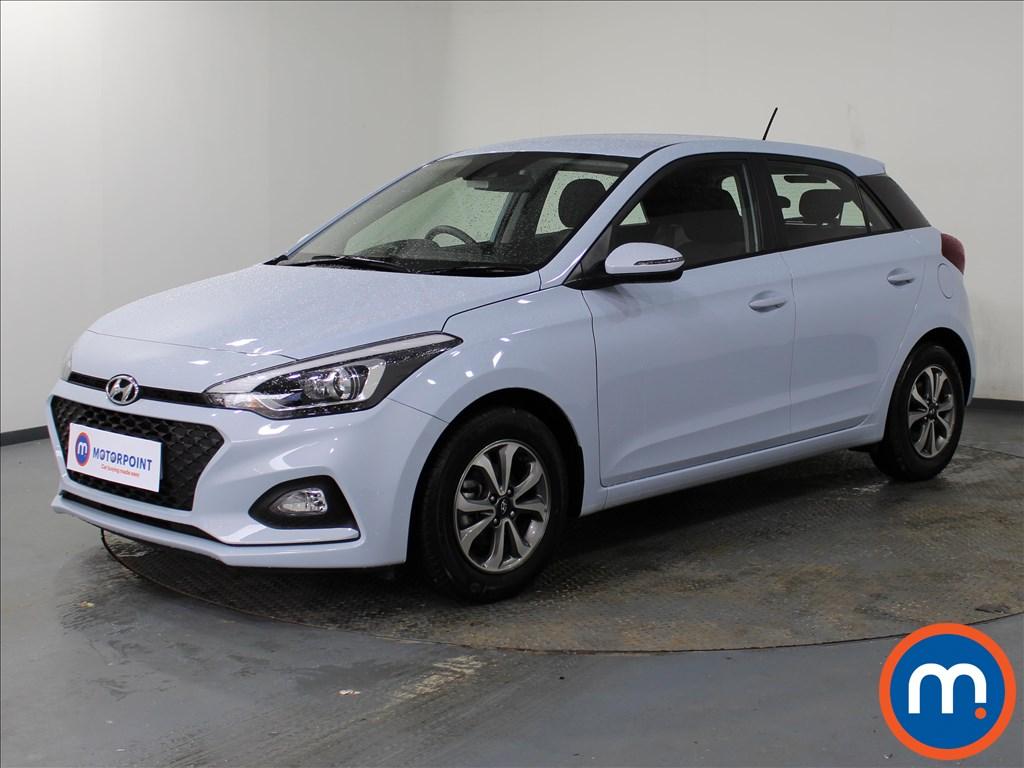 Hyundai I20 SE - Stock Number 1094996 Passenger side front corner