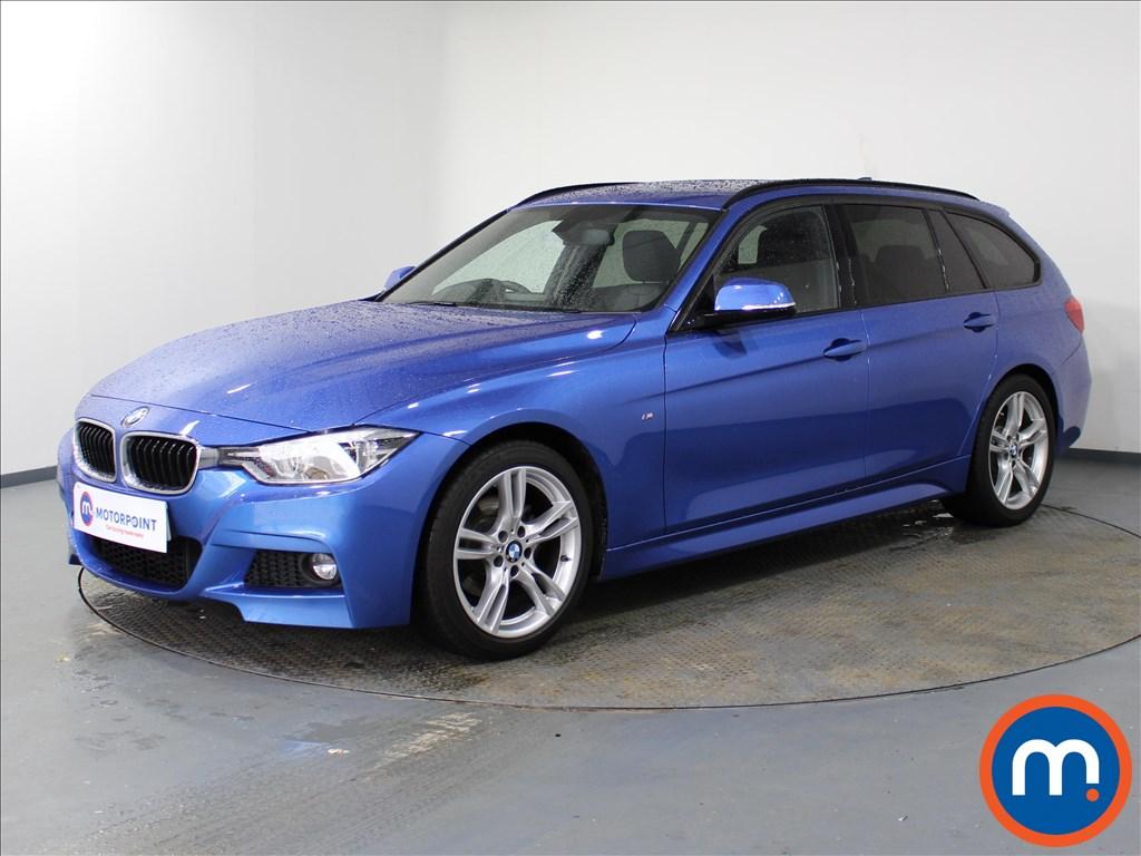 BMW 3 Series M Sport - Stock Number 1097133 Passenger side front corner