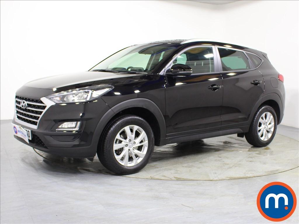Hyundai Tucson SE Nav - Stock Number 1098781 Passenger side front corner