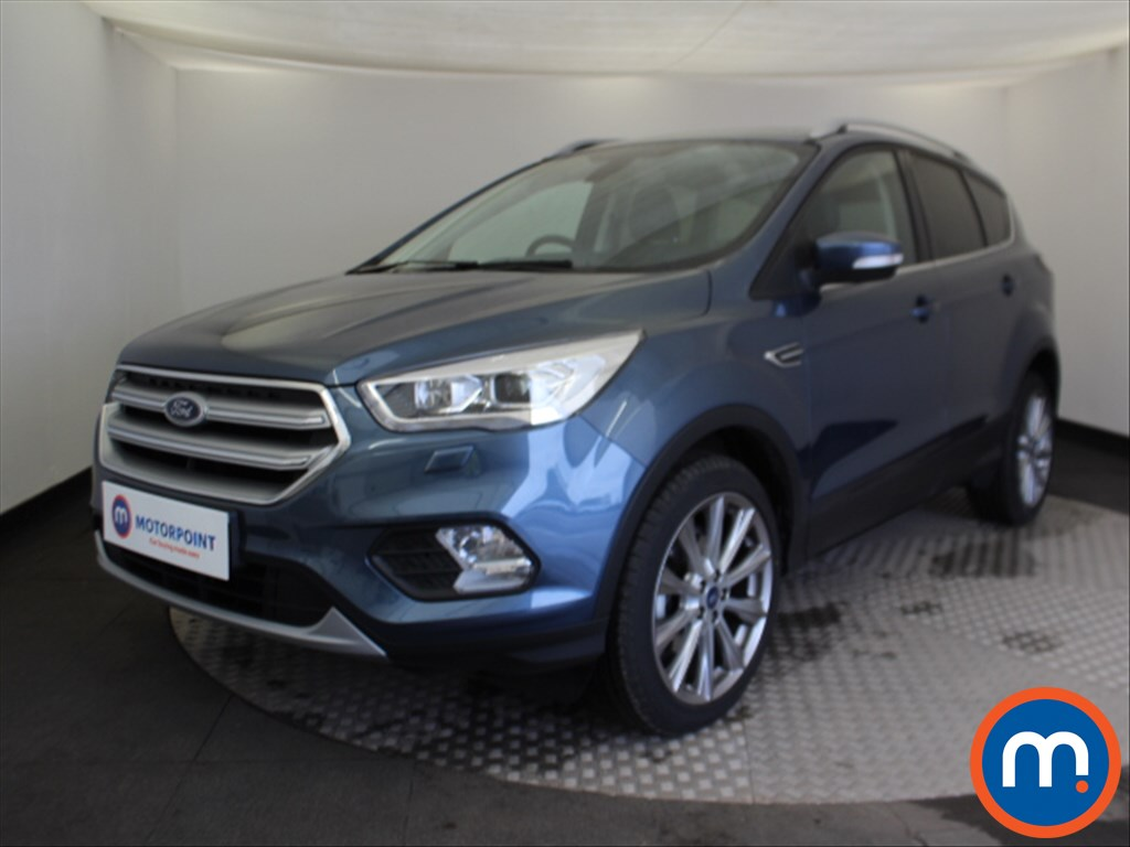 Ford Kuga Titanium X Edition - Stock Number 1089318 Passenger side front corner