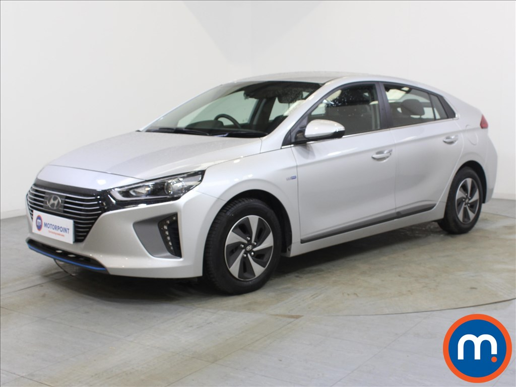 Hyundai Ioniq Premium - Stock Number 1080353 Passenger side front corner
