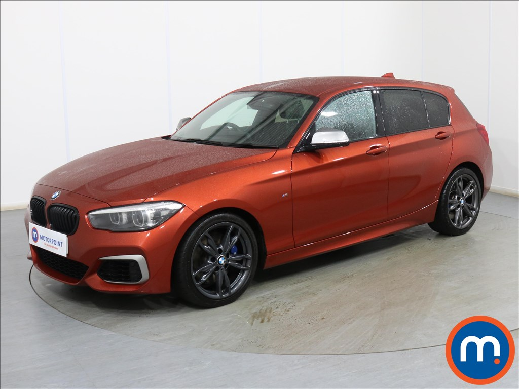 BMW 1 Series M140i Shadow Edition - Stock Number 1099724 Passenger side front corner