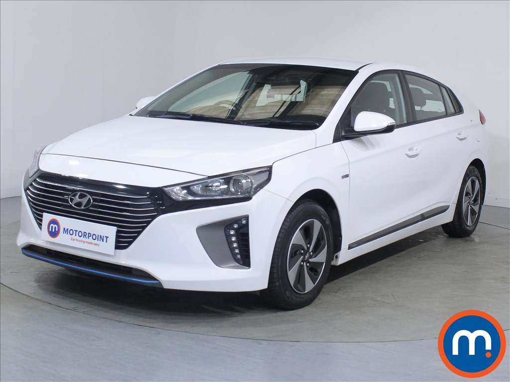 Hyundai Ioniq SE - Stock Number 1080106 Passenger side front corner