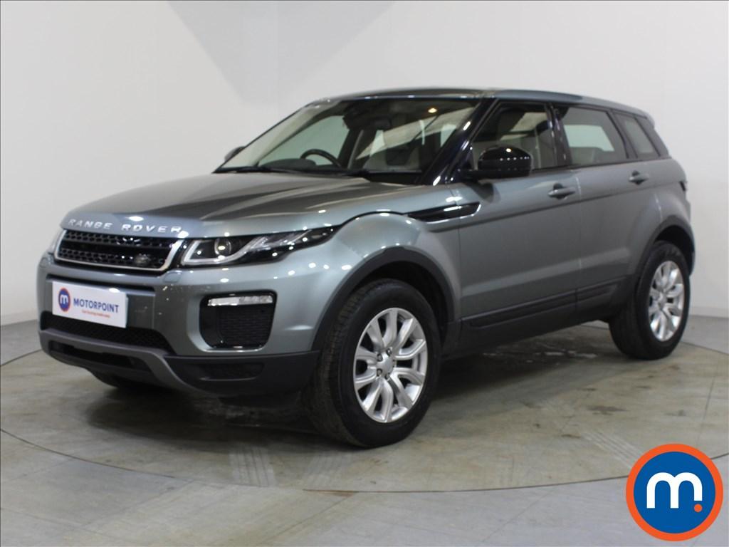 Land Rover Range Rover Evoque SE Tech - Stock Number 1099800 Passenger side front corner