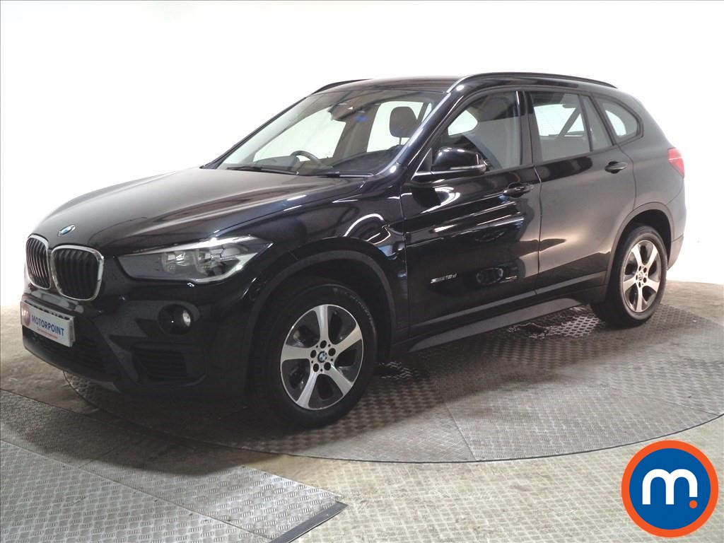 BMW X1 SE - Stock Number 1097452 Passenger side front corner