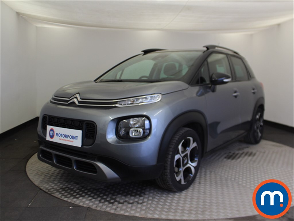 Citroen C3 Aircross Flair - Stock Number 1102916 Passenger side front corner