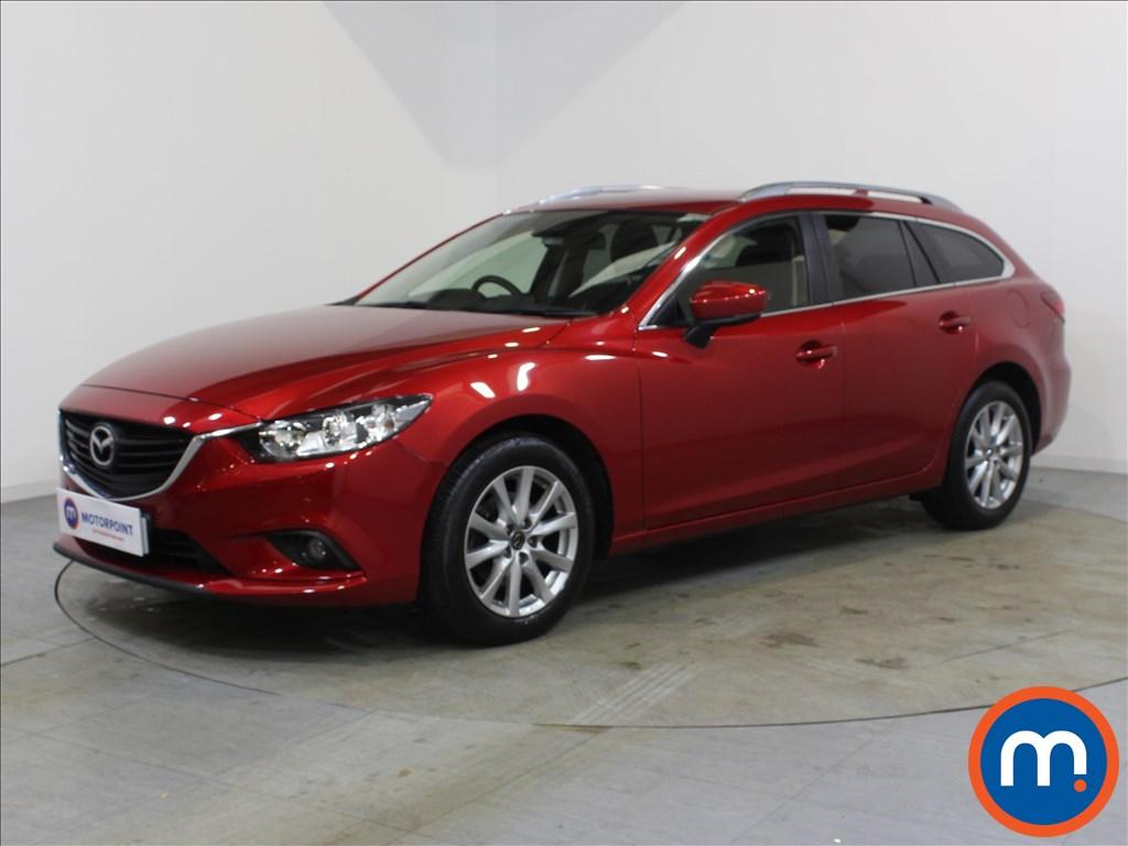 Mazda 6 SE-L Nav - Stock Number 1099224 Passenger side front corner