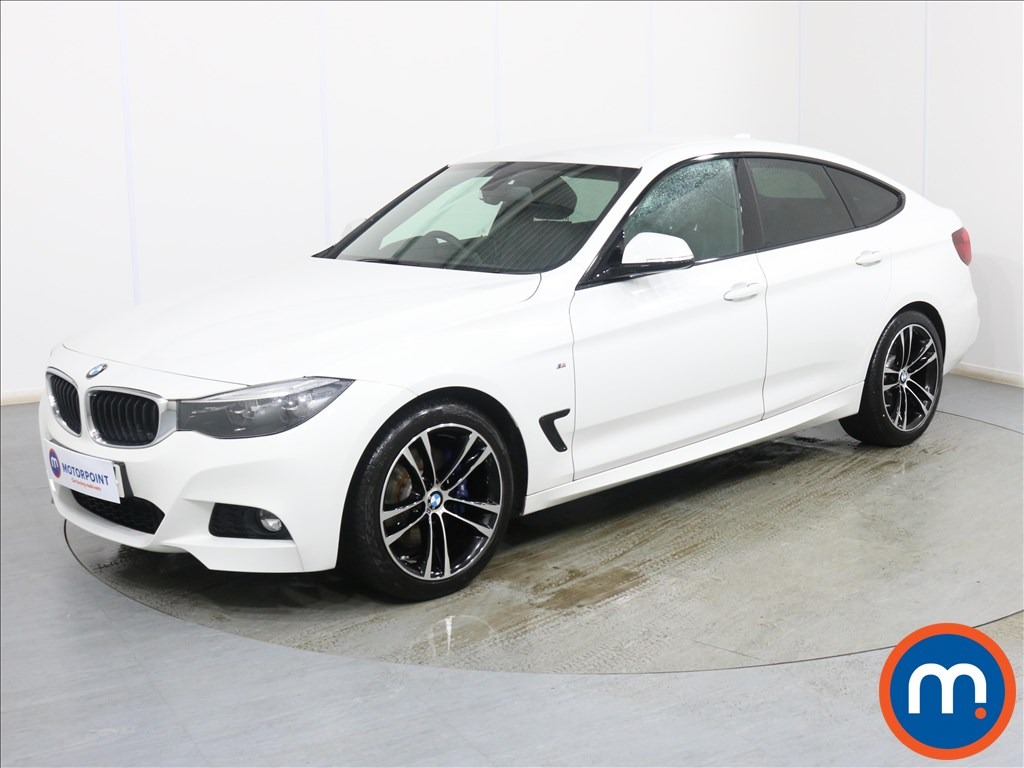 BMW 3 Series M Sport - Stock Number 1100384 Passenger side front corner