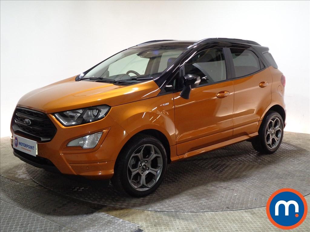 Ford Ecosport ST-Line - Stock Number 1097725 Passenger side front corner