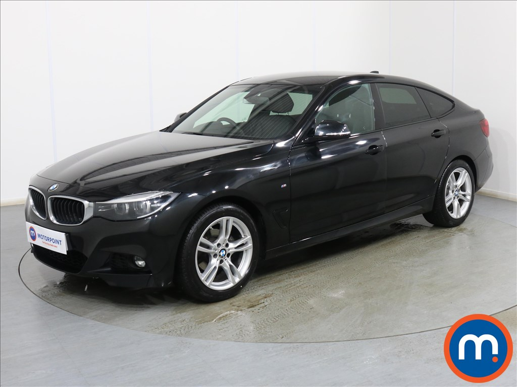 BMW 3 Series M Sport - Stock Number 1098997 Passenger side front corner