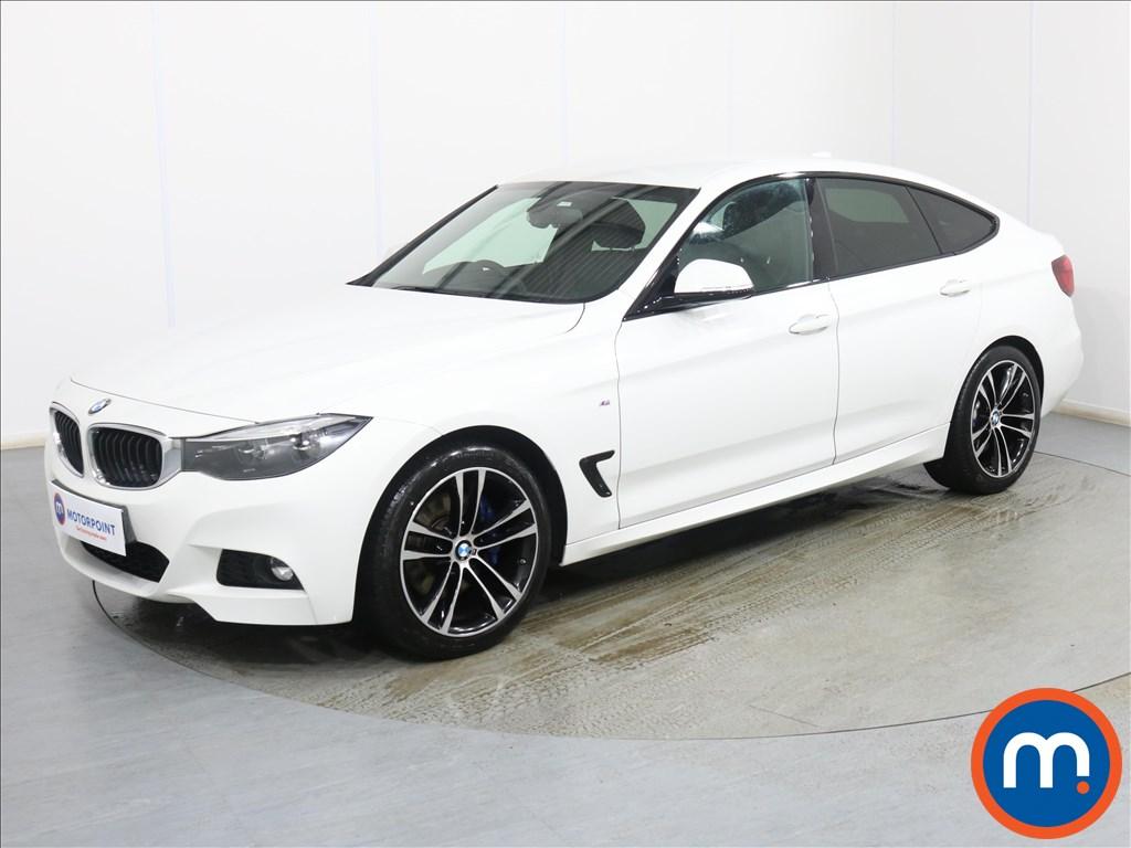 BMW 3 Series M Sport - Stock Number 1101185 Passenger side front corner