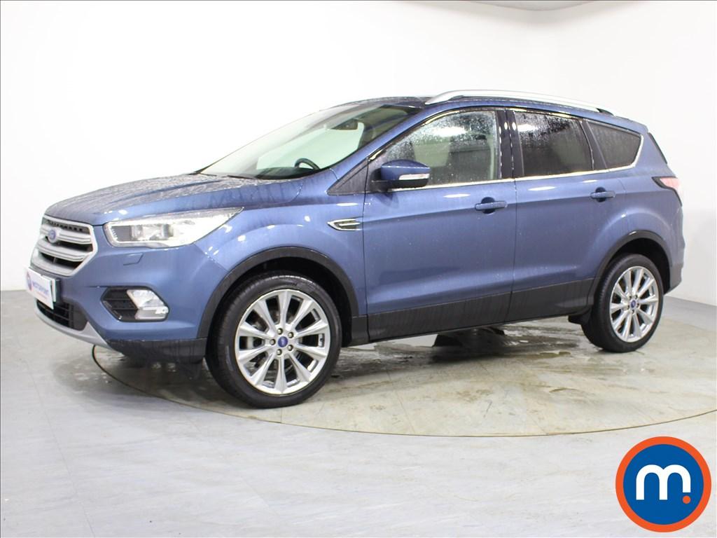 Ford Kuga Titanium X Edition - Stock Number 1089194 Passenger side front corner