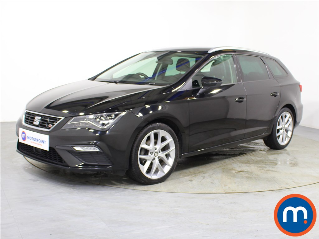 Seat Leon FR Technology - Stock Number 1094160 Passenger side front corner
