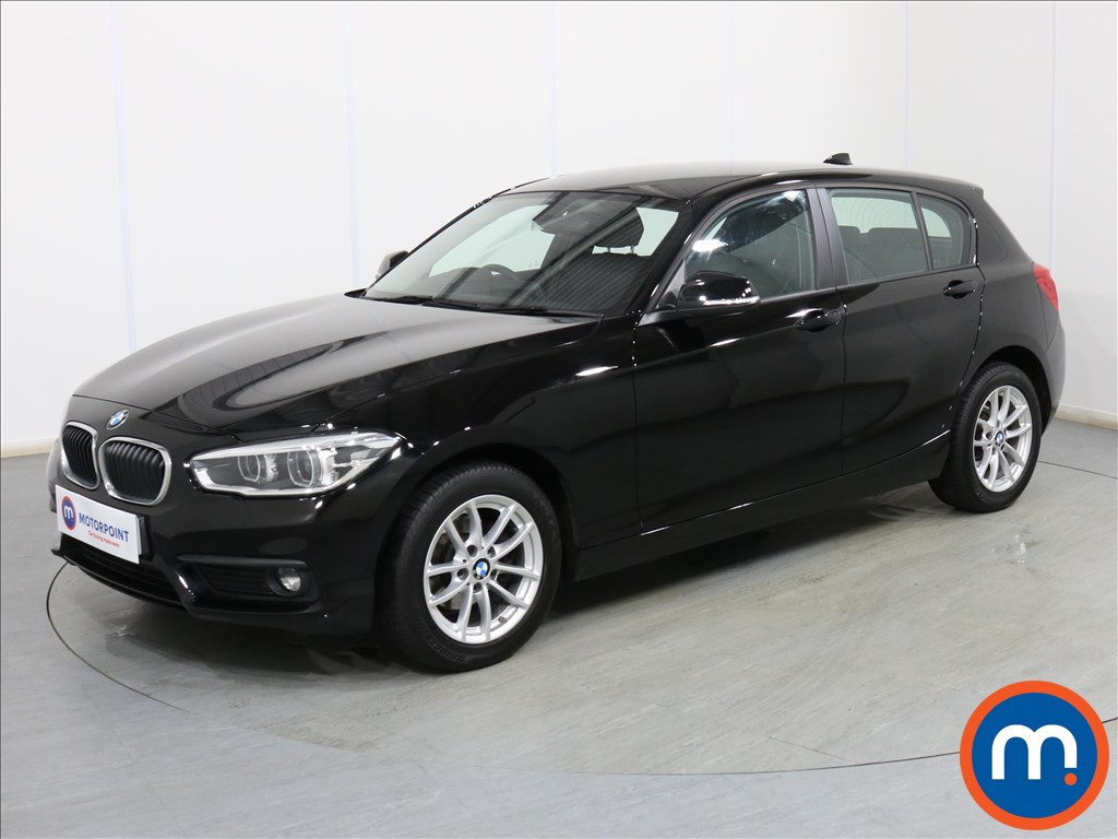 BMW 1 Series SE Business - Stock Number 1096914 Passenger side front corner