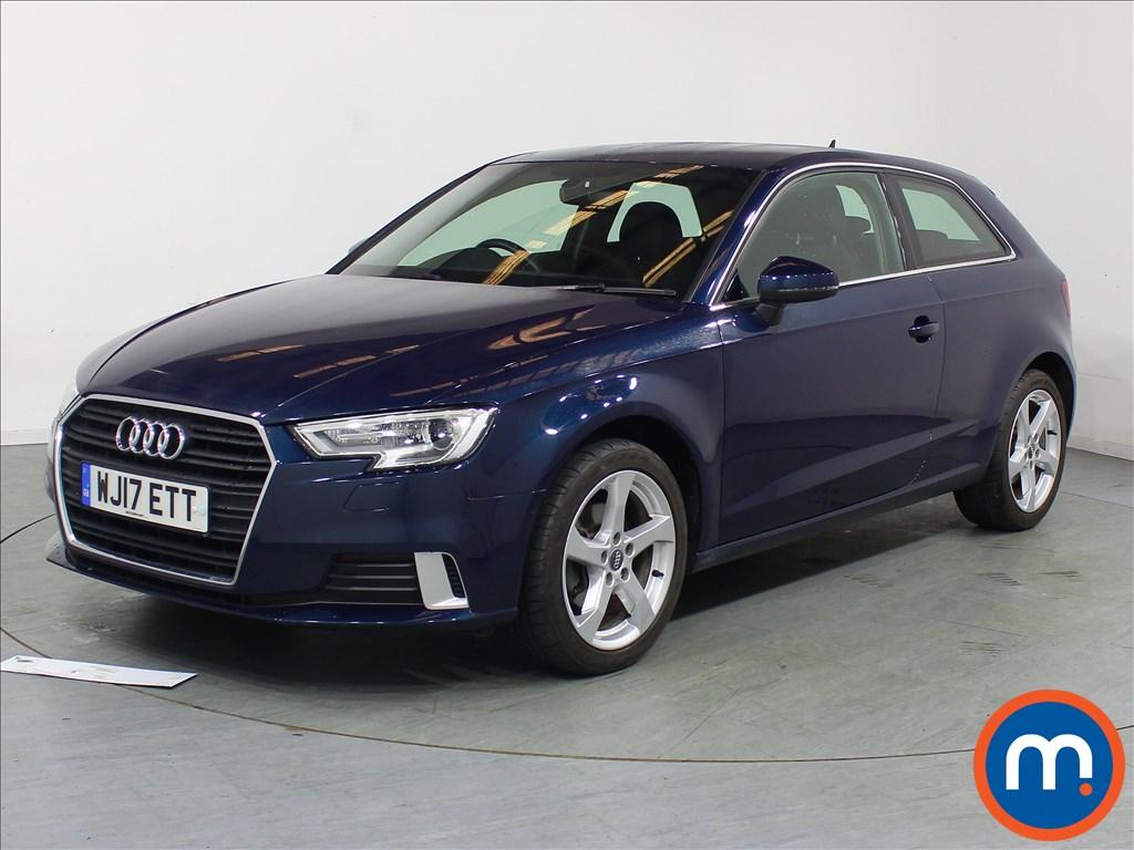 Audi A3 Sport - Stock Number 1094644 Passenger side front corner