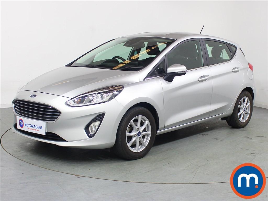 Ford Fiesta Zetec - Stock Number 1099069 Passenger side front corner