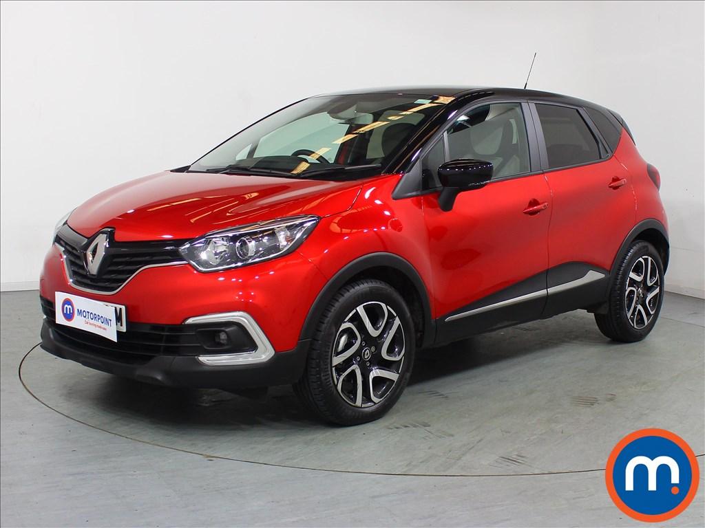 Renault Captur Iconic - Stock Number 1102985 Passenger side front corner