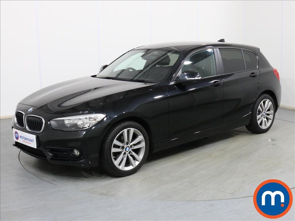BMW 1 Series Sport - Stock Number 1098051 Passenger side front corner