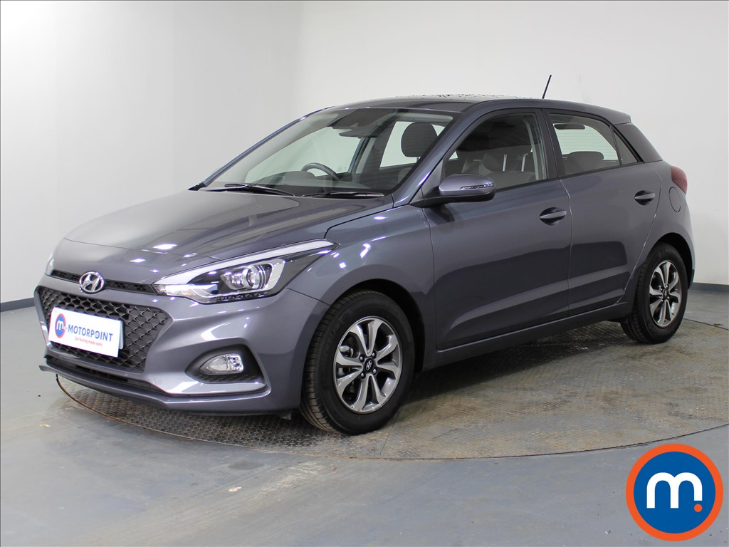 Hyundai I20 SE - Stock Number 1094999 Passenger side front corner