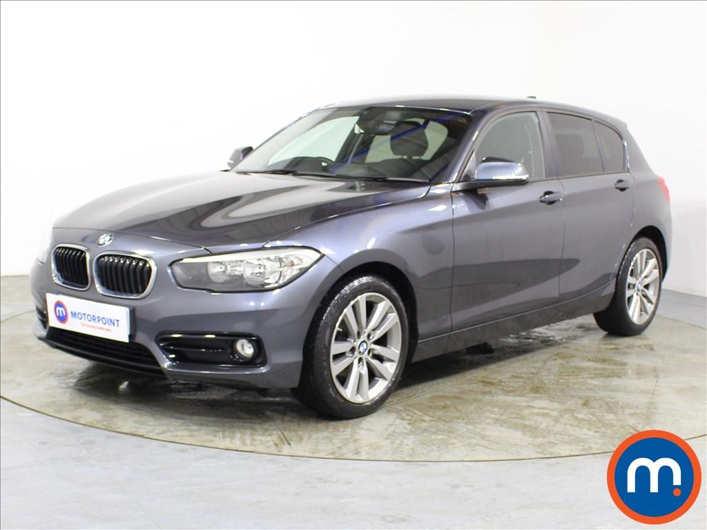 BMW 1 Series Sport - Stock Number 1097957 Passenger side front corner