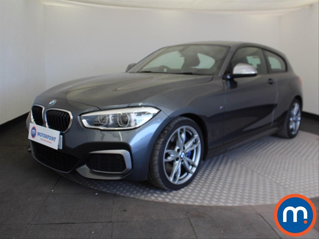 BMW 1 Series M140i - Stock Number 1100743 Passenger side front corner
