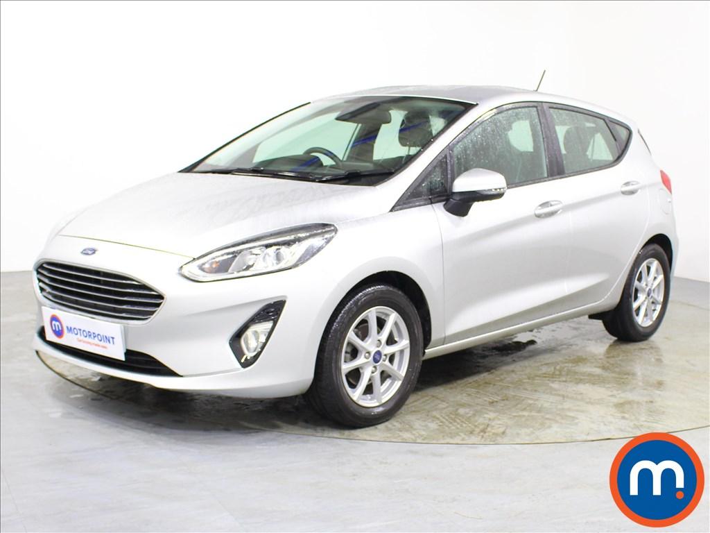 Ford Fiesta Zetec - Stock Number 1099541 Passenger side front corner