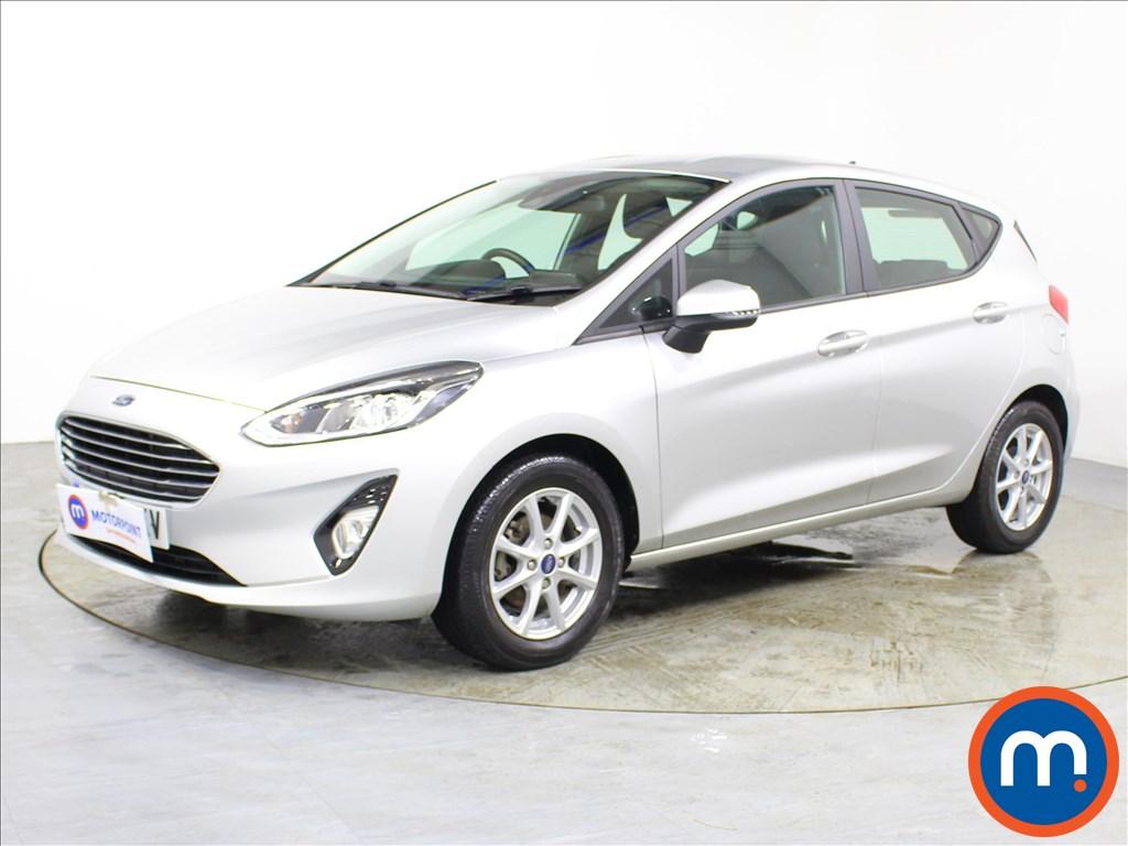 Ford Fiesta Zetec - Stock Number 1099498 Passenger side front corner