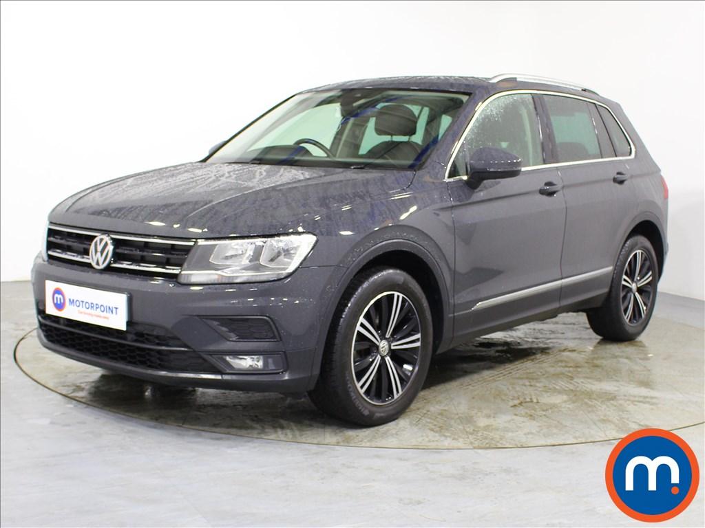 Volkswagen Tiguan SE Nav - Stock Number 1092296 Passenger side front corner