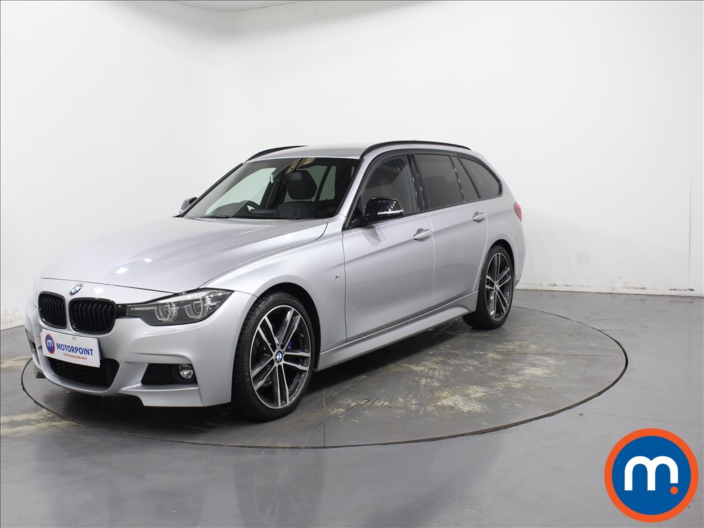 BMW 3 Series M Sport Shadow Edition - Stock Number 1096876 Passenger side front corner