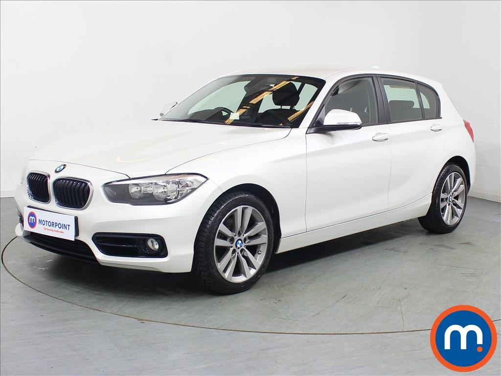 BMW 1 Series Sport - Stock Number 1099438 Passenger side front corner