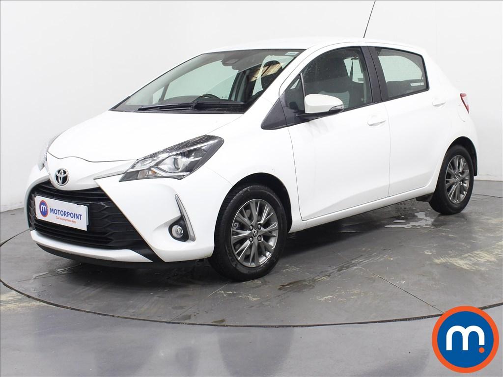 Toyota Yaris Icon - Stock Number 1092979 Passenger side front corner