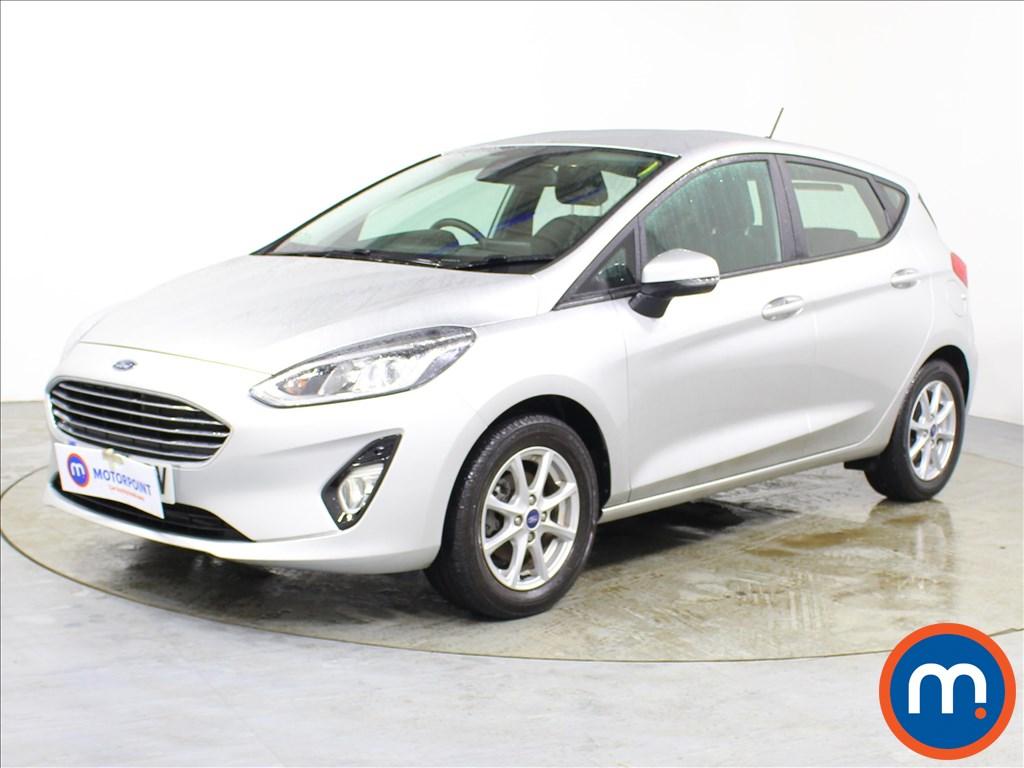 Ford Fiesta Zetec - Stock Number 1099529 Passenger side front corner