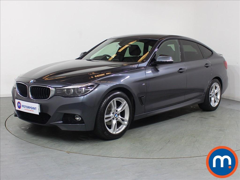 BMW 3 Series M Sport - Stock Number 1098458 Passenger side front corner