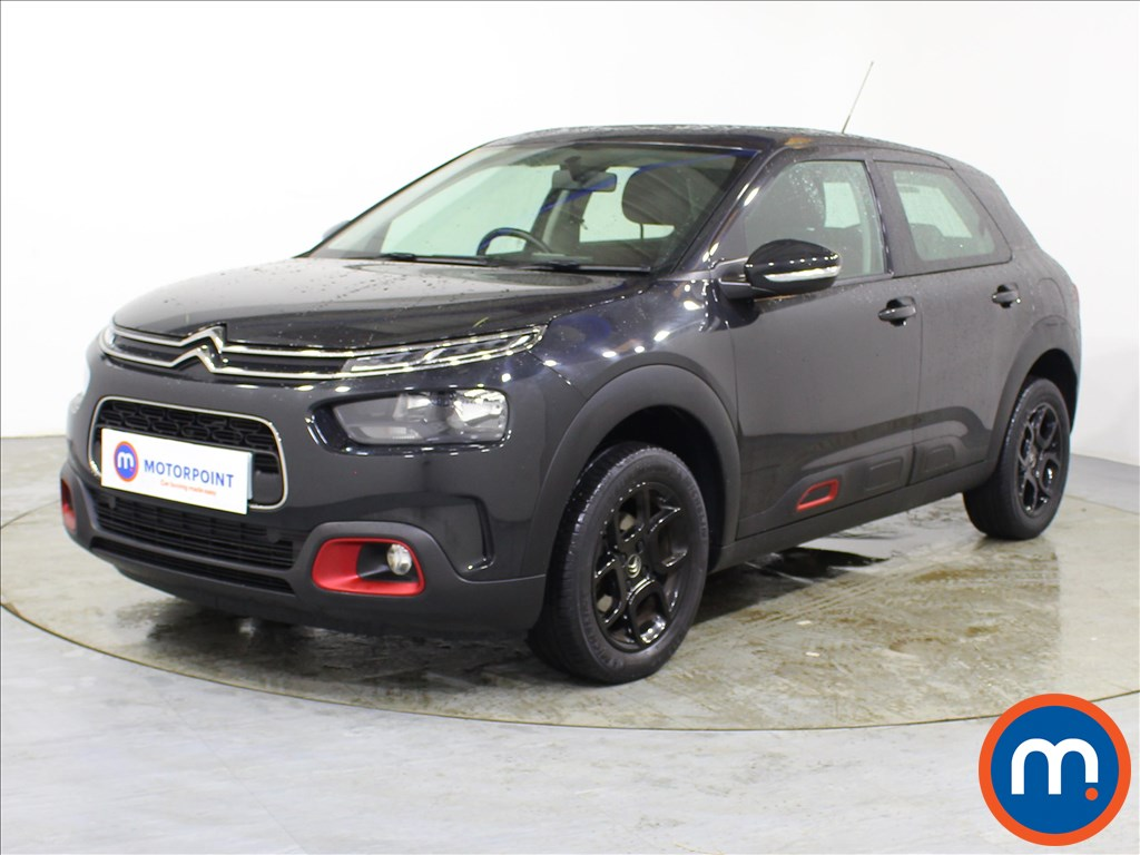 Citroen C4 Cactus Feel Edition - Stock Number 1093830 Passenger side front corner