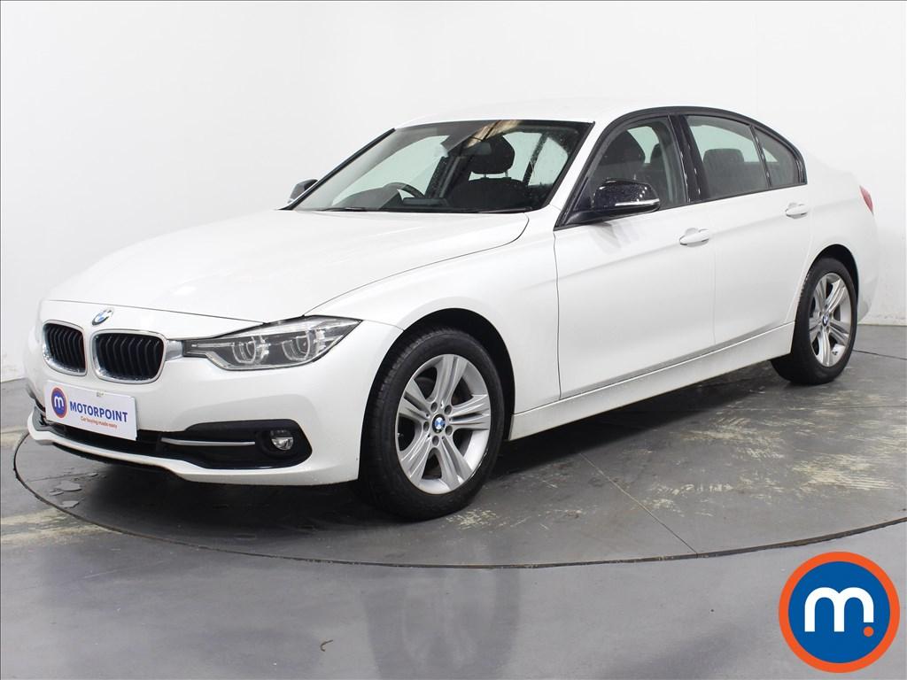 BMW 3 Series Sport - Stock Number 1089782 Passenger side front corner