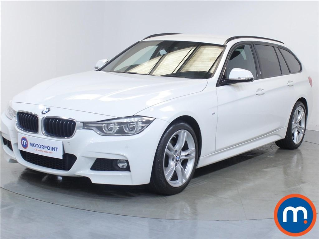 BMW 3 Series M Sport - Stock Number 1100690 Passenger side front corner