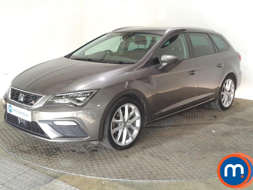 Seat Leon FR Technology - Stock Number 1098609 Passenger side front corner