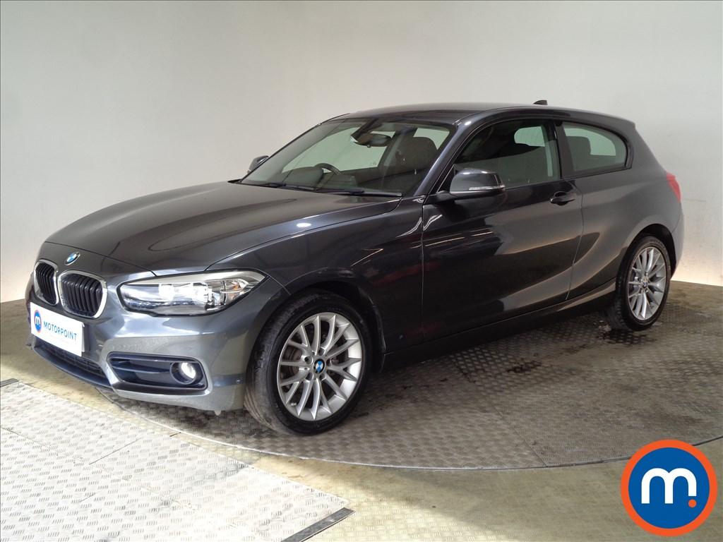 BMW 1 Series Sport - Stock Number 1097320 Passenger side front corner