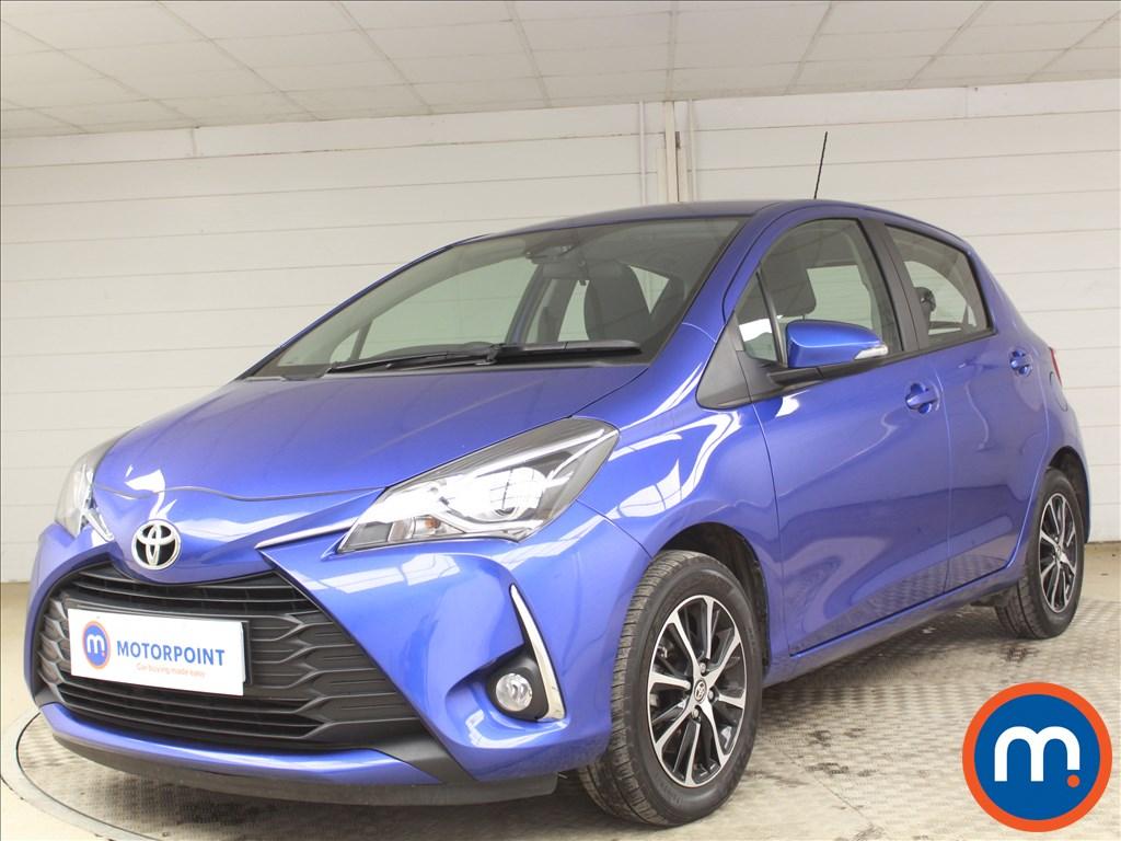 Toyota Yaris Icon Tech - Stock Number 1095651 Passenger side front corner