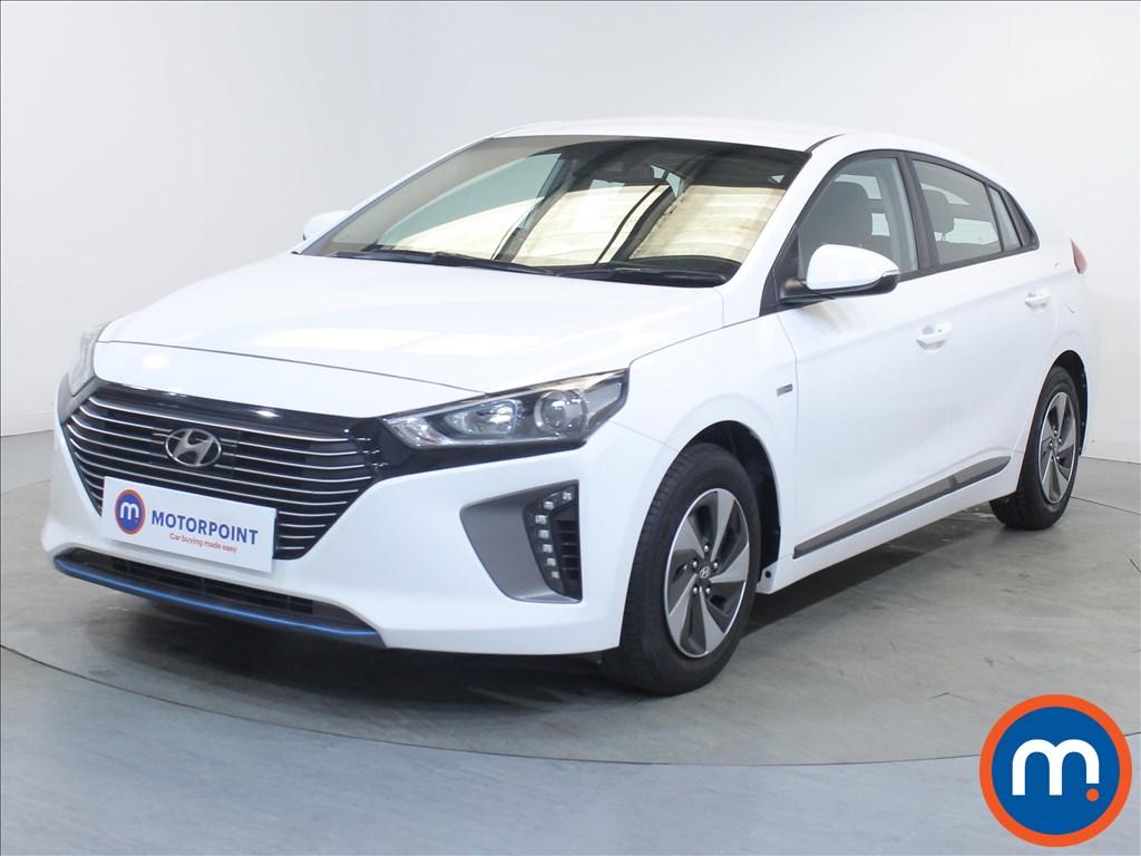 Hyundai Ioniq SE - Stock Number 1087990 Passenger side front corner