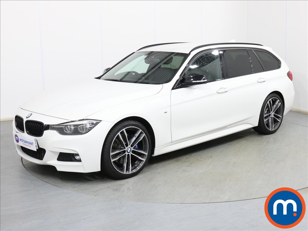 BMW 3 Series M Sport Shadow Edition - Stock Number 1100398 Passenger side front corner