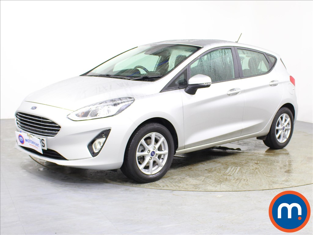 Ford Fiesta Zetec - Stock Number 1099495 Passenger side front corner
