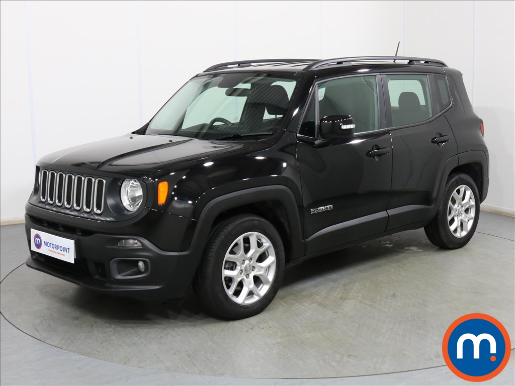 Jeep Renegade Longitude - Stock Number 1101715 Passenger side front corner