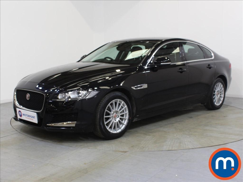 Jaguar XF Prestige - Stock Number 1099808 Passenger side front corner