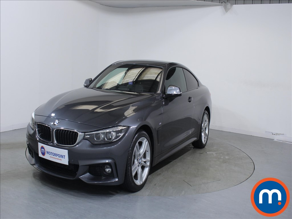 BMW 4 Series M Sport - Stock Number 1091488 Passenger side front corner