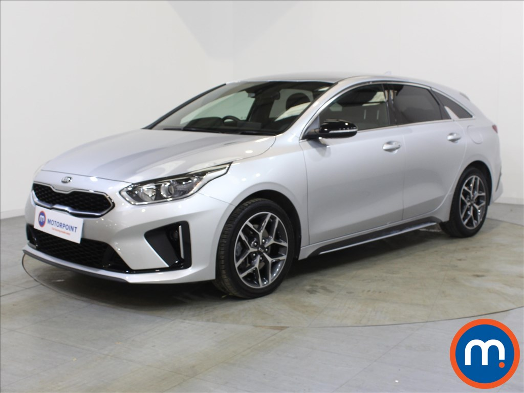 KIA Pro Ceed GT-Line - Stock Number 1099237 Passenger side front corner