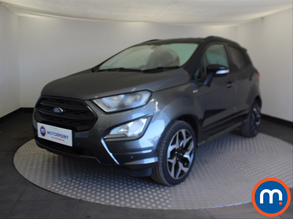 Ford Ecosport ST-Line - Stock Number 1100609 Passenger side front corner