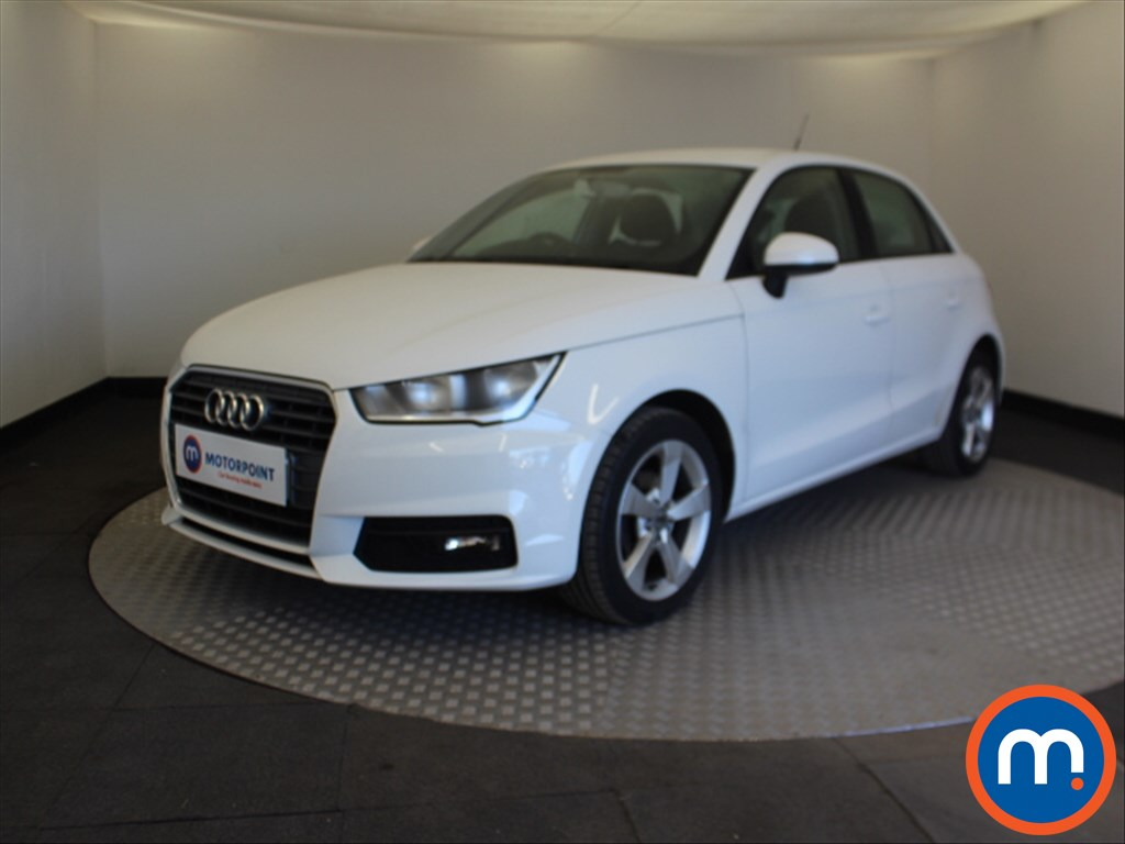 Audi A1 Sport - Stock Number 1101902 Passenger side front corner