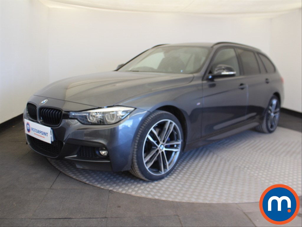 BMW 3 Series M Sport Shadow Edition - Stock Number 1102064 Passenger side front corner
